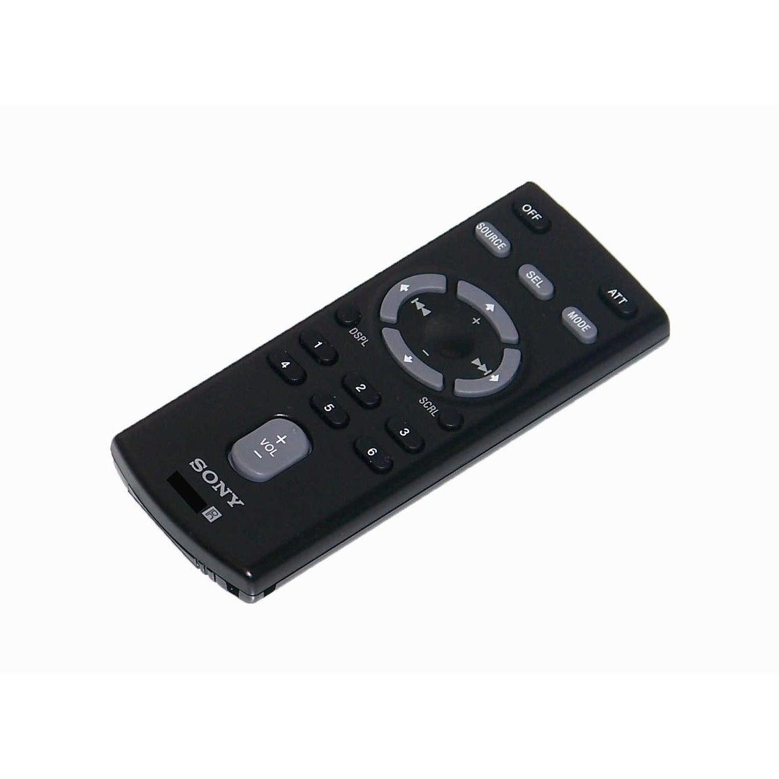 GDX-GT50W DSX-S100 OEM Sony Remote Control Originally Shipped with: DSXMS60 DSXS100 DSX-MS60 GDXGT50W MEX-1GP