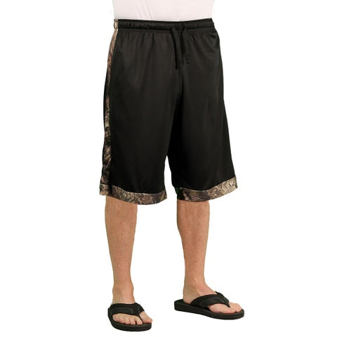 Mossy Oak Men's Performance Athletic Shorts