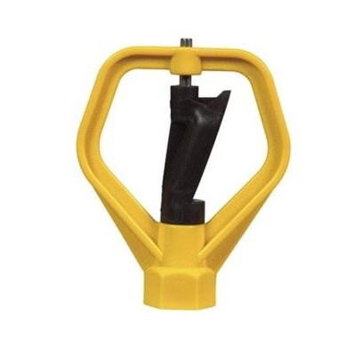 """Orbit 54009 Full Pattern Plastic Shrub Sprinkler Head with Nozzle 1//2/"""" FNPT"""