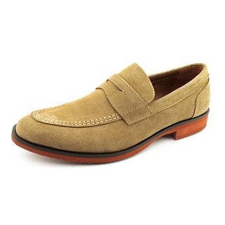 Stacy Adams Dayne Men Round Toe Leather Tan Loafer