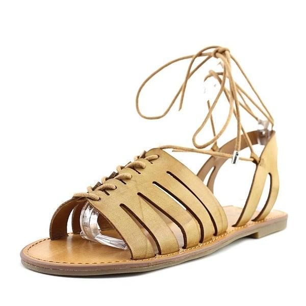 9c8c54c6dcf Shop Indigo Rd. Baku Light Natural Sandals - Free Shipping On Orders ...