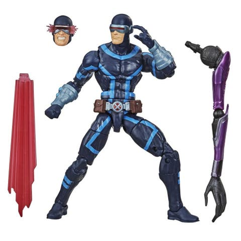 Hasbro Marvel Legends X-Men Series 6-Inch Collectible Cyclops Action Figure Toy And 2 Accessories, Ages 4 And Up