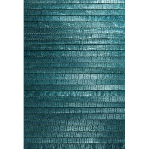 Brewster 63-54732 Mayumi Aqua Grasscloth Wallpaper