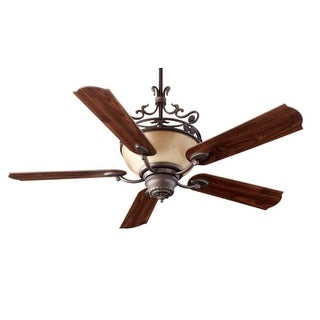 "Quorum International 63565 Turino 56"" 5 Blade Indoor Ceiling Fan"
