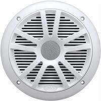 Boss MR6W Marine 6.5 in. Dual Cone Speakers - White