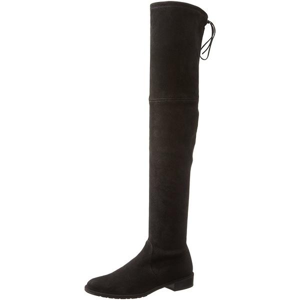 606b323b89e Shop Stuart Weitzman Women s Lowland Over-The-Knee Boot - 10 - Free ...