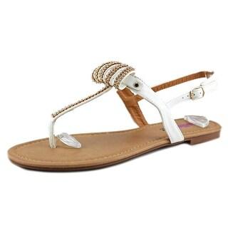 Dollymix Joanna-5 Women Open-Toe Synthetic Slingback Sandal