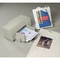 Cotton Poly Blend Iron On T-Shirt Transfer - Inkjet Printers,