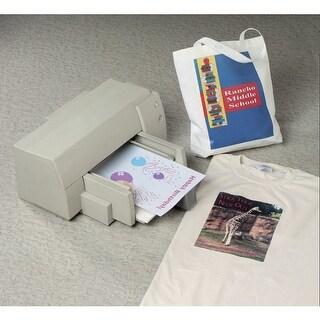 Cotton Poly Blend Iron On T-Shirt Transfer - Inkjet Printers,