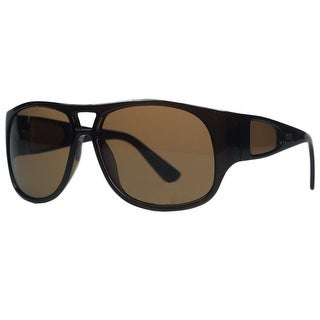 Tod's TO0105/S 48J Dark Brown Rectangular Sunglasses - Dark brown - 59-14-135