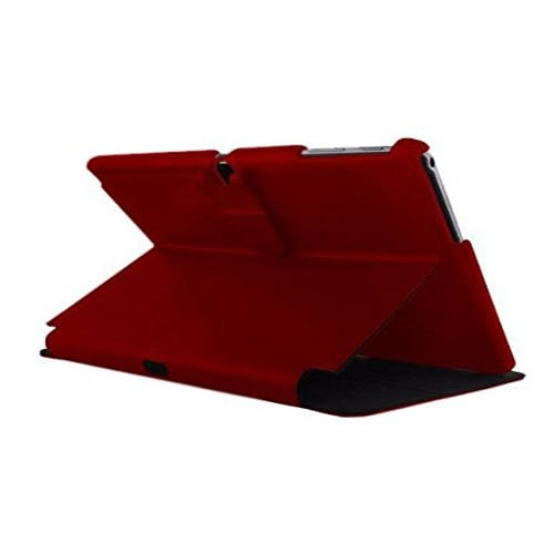 Samsung Folio Case for Samsung Galaxy Note 10.1 2014 Edition - Red