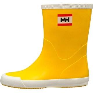 Helly Hansen Womens Nordvik - Essential Yellow / Off Wh, Eu 42/Us 11