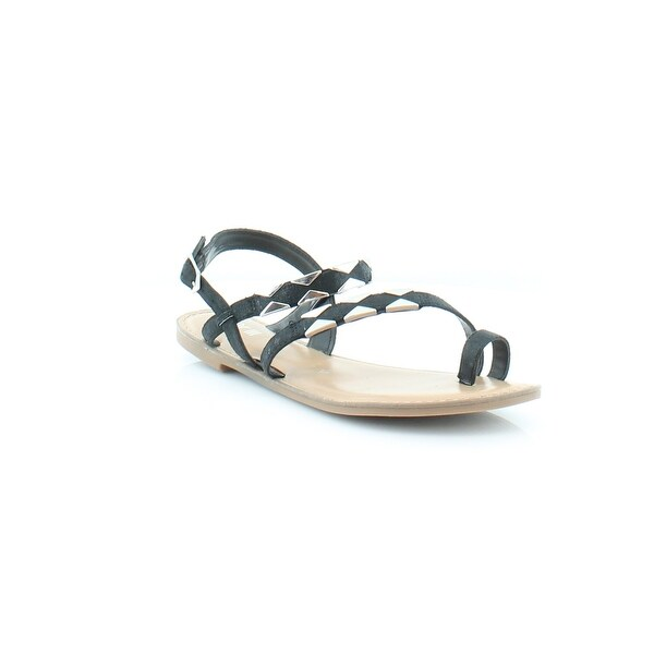 Bar III Vadya Women's Sandals Black