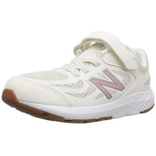 New Balance Kids Kv519v1 Low Top Lace Up Running Sneaker