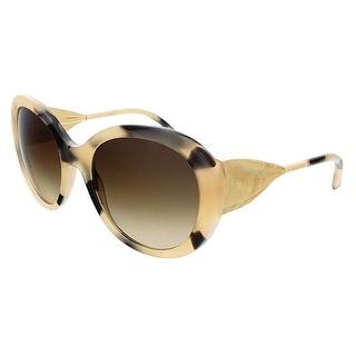 Burberry BE4191 Round Sunglasses