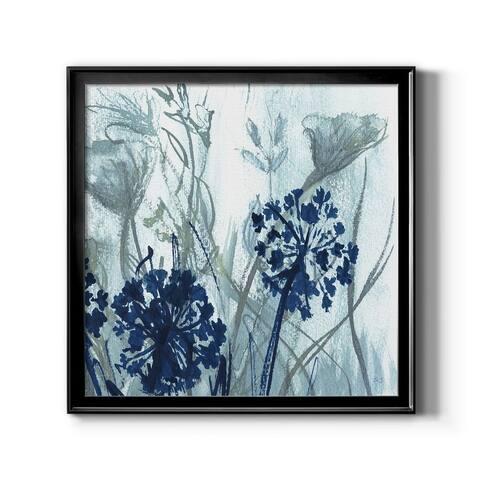 Aviary Garden I-Framed Canvas - Ready to Hang