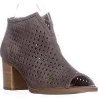 Dirty Laundry by Chinese Laundry Too Cute Ankle Booties, Grey