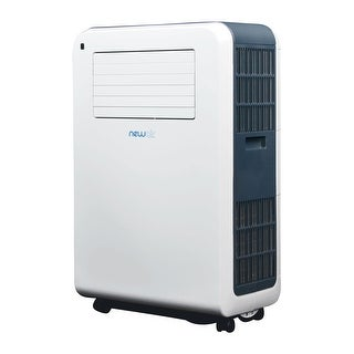 NewAir AC-12200H 12,000 BTU Portable Air Conditioner with Heater - White