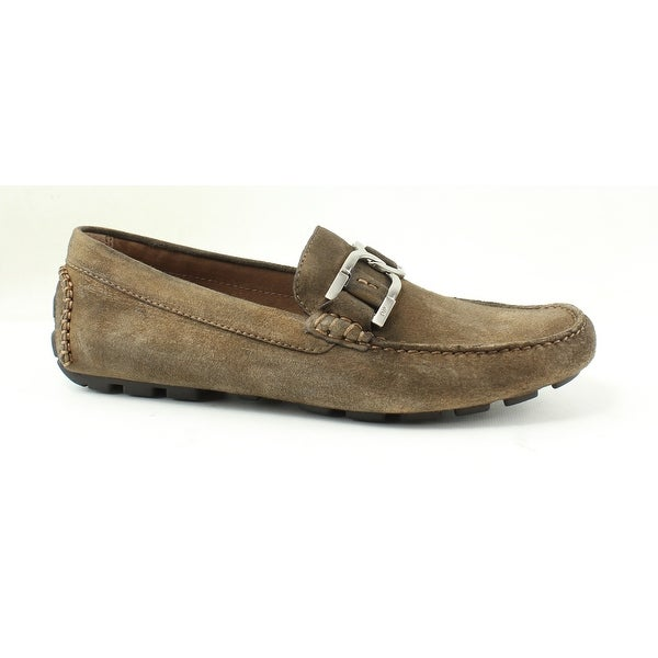 ca6aa72ed25 ... Men s Shoes     Men s Loafers. Donald J Pliner Mens Derrik Brown Loafers  Size 7