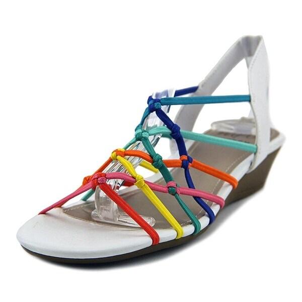Impo Womens Rima Open Toe Casual Strappy Sandals