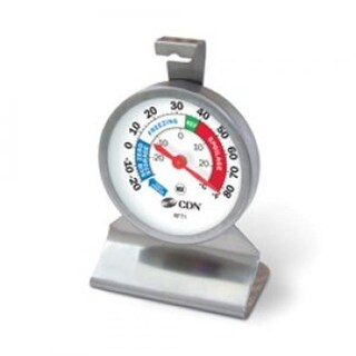 CDN RFT1 ProAccurate Heavy Duty Refrigerator & Freezer Thermometer