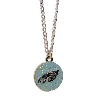 Cleanlapsports Philadelphia Eagles Glitter Necklace