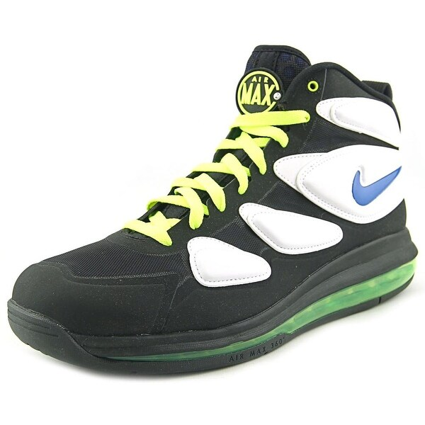 Nike Air Max SQ Uptempo ZM Round Toe Synthetic Sneakers