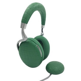 Parrot Zik 3 Emerald Green Croc and Wireless Charger Parrot Zik 3 and Wireless Charger