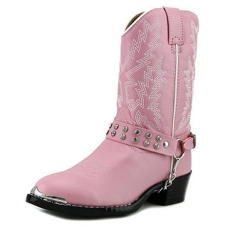 Durango BT568 W Pointed Toe Synthetic Western Boot
