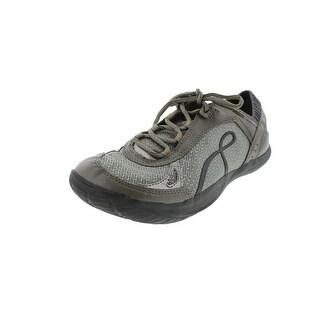 Kalso Earth Womens Prosper Vegan Lace-Up Casual Shoes - 5 medium (b,m)