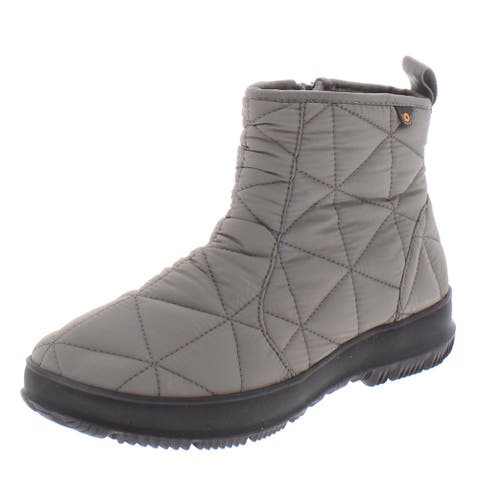 Bogs Womens Snowday Low Winter Boots Waterproof Cold Weather