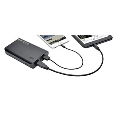 Tripp Lite UPB-10K0-2U 2 Port USB Mobile Power Bank 10 K