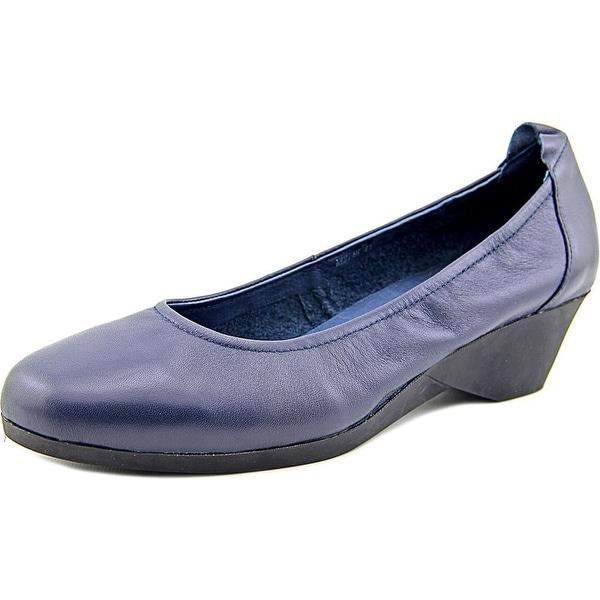 Spring Step Keziah Women  Open Toe Leather  Wedge Heel