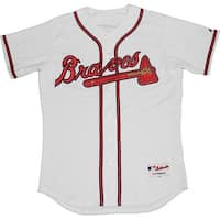 Atlanta Braves Home Authentic Jersey