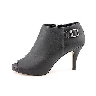 Madden Girl Ginny Peep Toe Ankle Booties