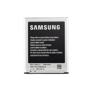 Extra Samsung Battery for Galaxy S3 (2100mAh)One Battery