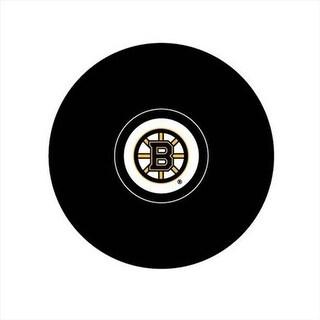 NHL Boston Bruins Puck