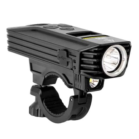 NITECORE BR35 1800 lm USB Rechargeable Dual Distance Beam Bike Light