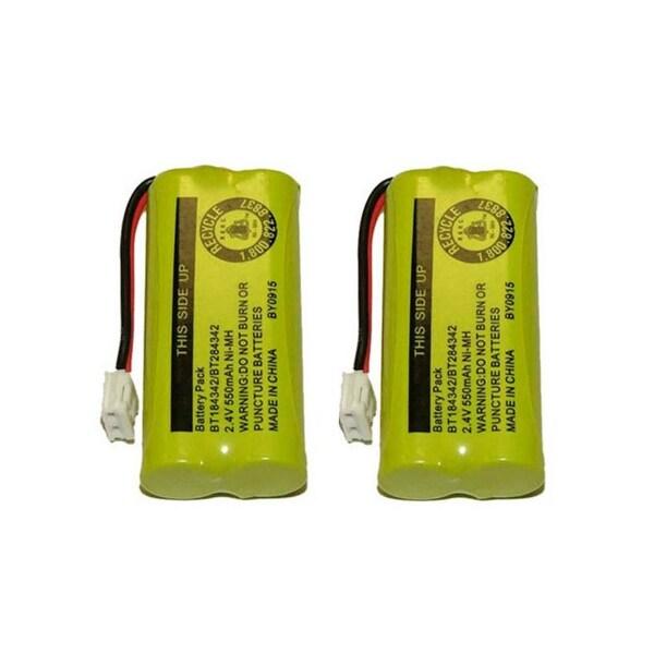 New Replacement Battery BATT-6010 for VTech 6010 ( 2 Pack )