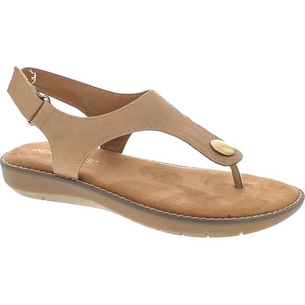 Aerosoles Women's Be Cool Flat Sandal