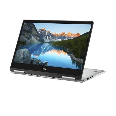 """Dell Inspiron 7373 Intel Core i5-8250U X4 1.6GHz 8GB 256GB SSD 13.3"""" Touch Win10,Gray"""