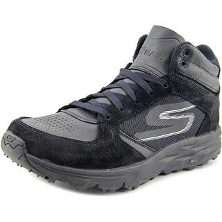 Skechers Go Trail Escape Women Round Toe Suede Hiking Shoe
