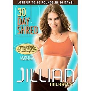 Jillian Michaels: 30 Day Shred - DVD
