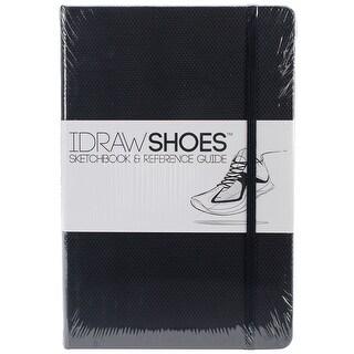 IDRAW Shoes Sketchbook & Reference Guide-Black - Black