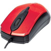 Manhattan(R) - 179430 - Edge Optcl Mouse Red/Blk