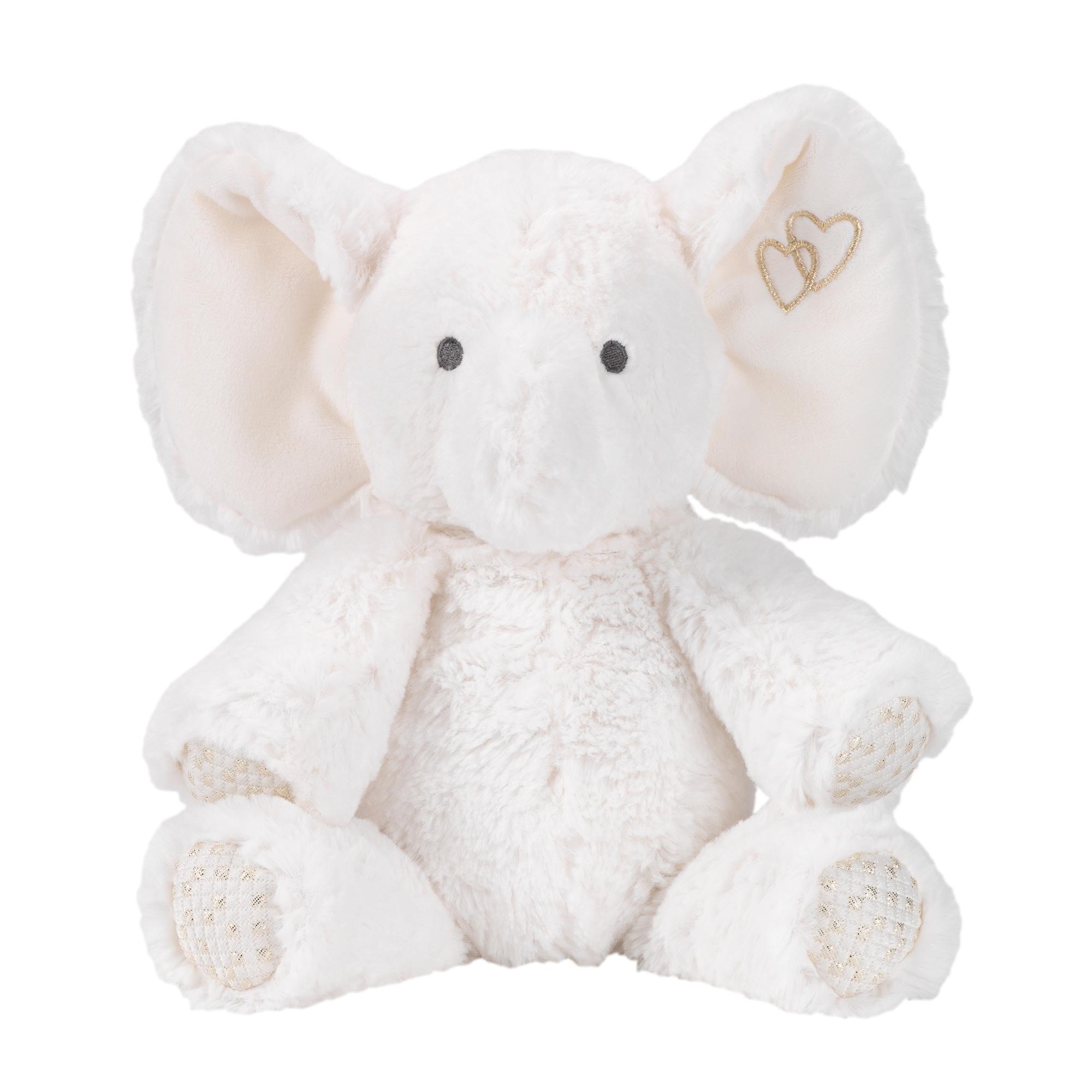 Blue//White//Gray Trend Lab Elephant Plush Toy