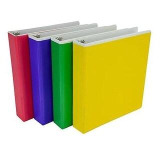 Samsill Mp20024 1.5 Color Pkt Bnder 4Pk