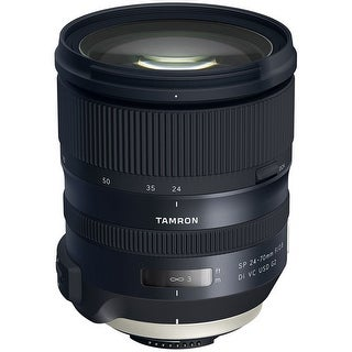 Tamron SP 24-70mm f/2.8 Di VC USD G2 Lens for Nikon F (International Model)