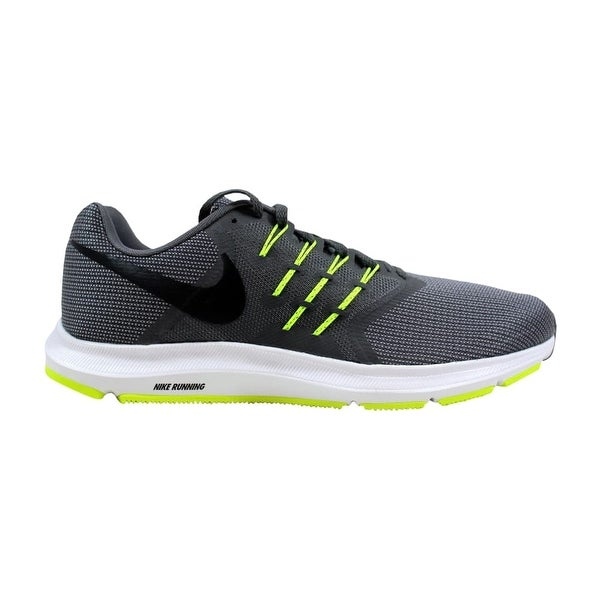 ... Men s Athletic Shoes. Nike Run Swift Cool Grey Black-Volt-White 908989- 007 Men   e91771a4d
