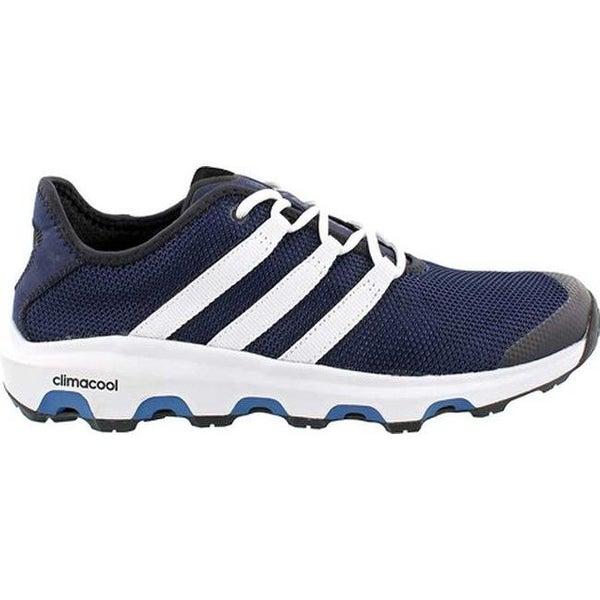 adidas Men  x27 s Terrex Climacool Voyager Hiking Shoe Collegiate  Navy White  0b0a69b7e35b5